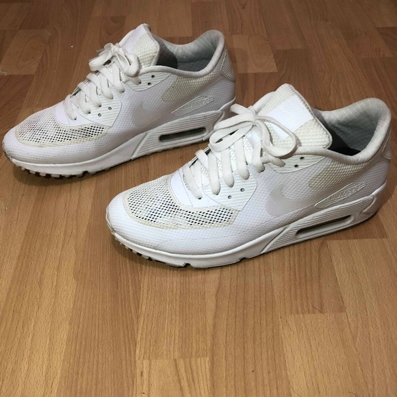Nike air max 90 white men size 10 shoes